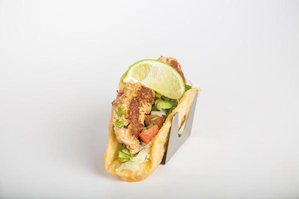 Crab Cake Taco