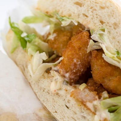 Shrimp & Crab Poboy