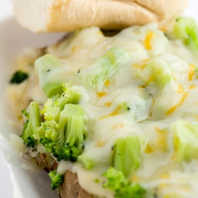 Broccoli Baked Potato
