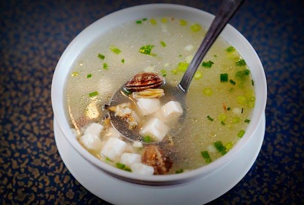 S4. Tofu Clam Soup
