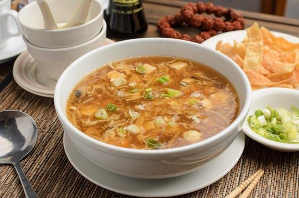 S2. Plan Hot Sour Soup