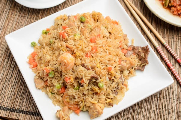 R3. Combination Fried Rice