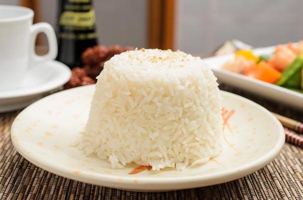 R5. Steamed White Rice