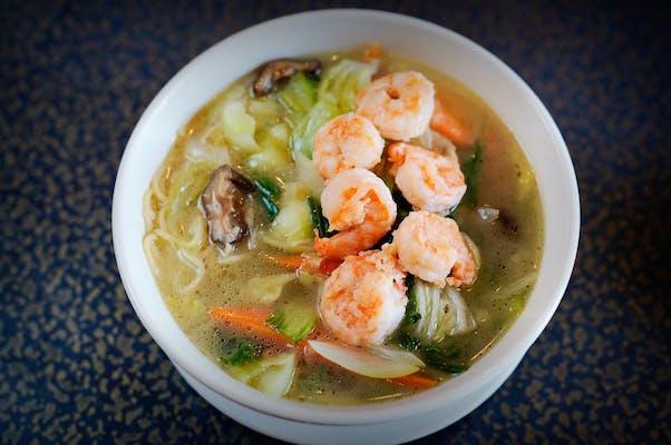 N1. Shrimp Noodle Soup