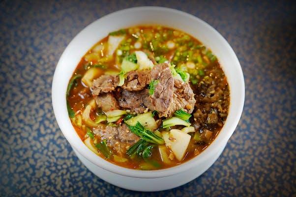 N3. Beef Noodle Soup