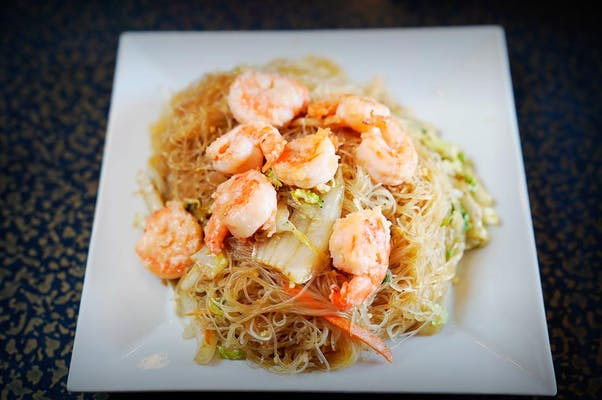N6. Shrimp Rice Noodle