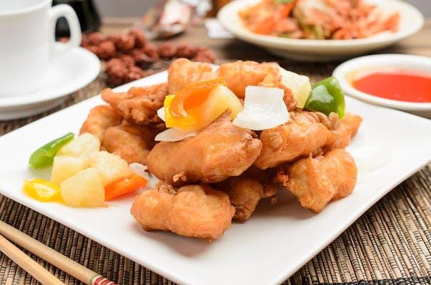 C9. Sweet & Sour Chicken