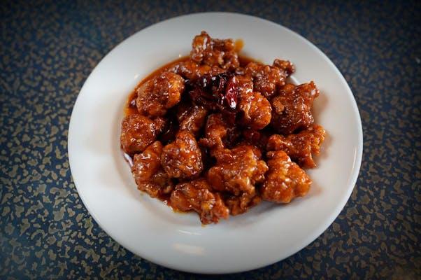 C10. General Tso's Chicken
