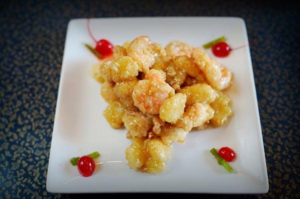 SF15. Pineapple Shrimp