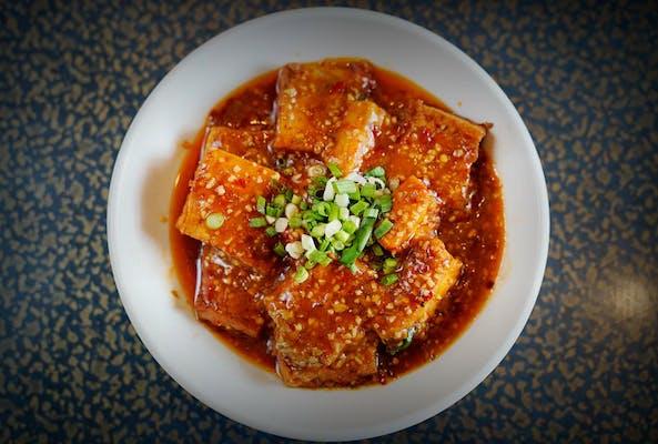T3. House Style Braised Tofu