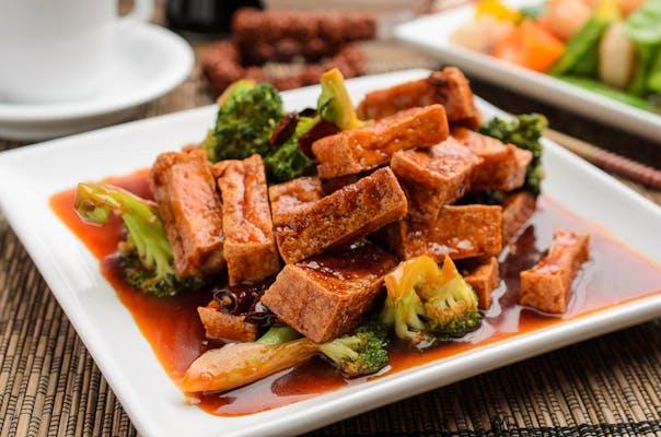 T6. General Tso's Tofu