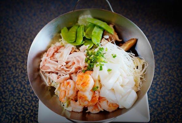 T12. Seafood Tofu Pot