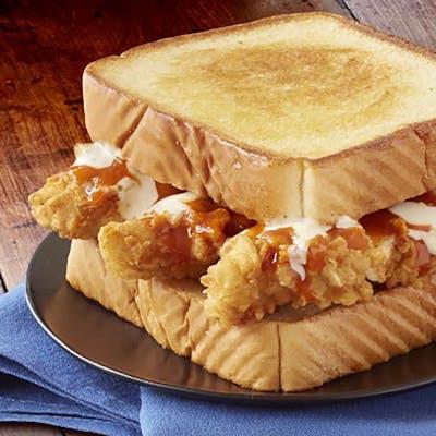 Kicken Chicken Sandwich