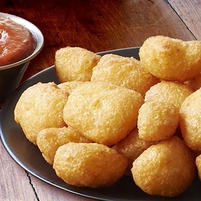 Fried White Cheddar Bites