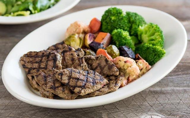 Angus Steak Power Plate
