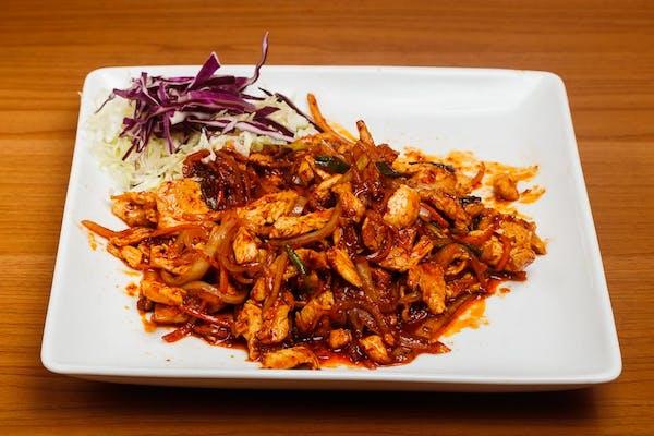 17. Spicy Chicken