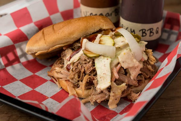 The Beach Pig Sandwich