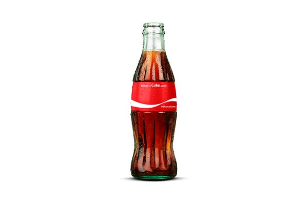 Bottled Coke