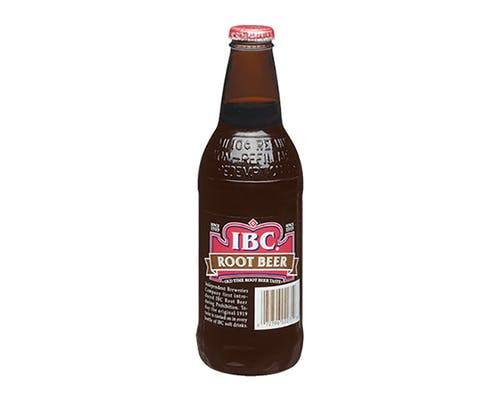 Bottled IBC Root Beer