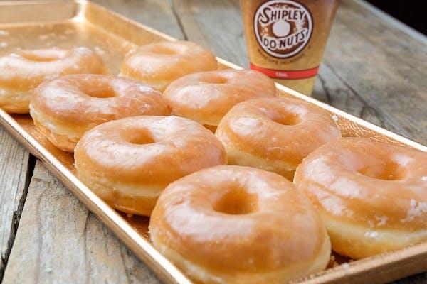 Half-Dozen Glazed Donuts