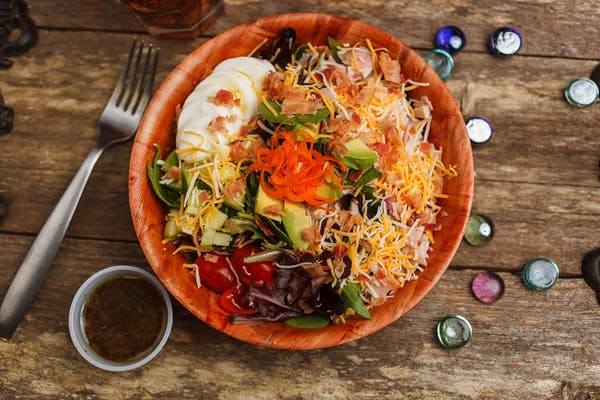 Hawaiian Cobb Salad