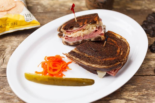 Classic or Turkey Reuben