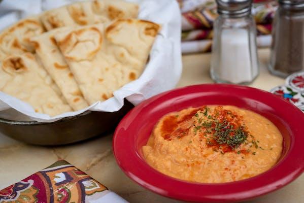 2. Hummus