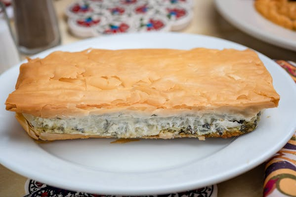 7. Spinach Pastry