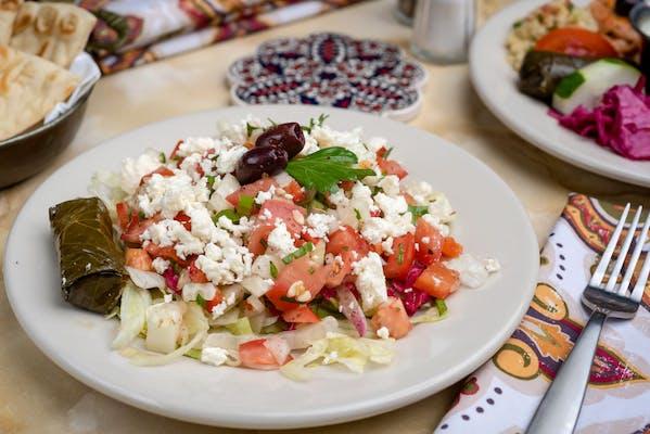 12. Mediterranean Salad