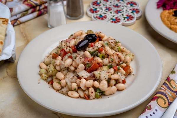 14. Uncle Albert Salad (Bean Salad/Piyaz)