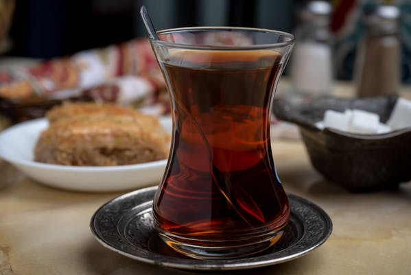 Chai (Turkish Tea)