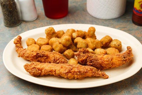 37. Chicken Strips (3 pc.)