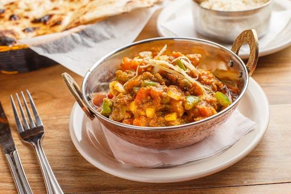 Vegetable Kadai