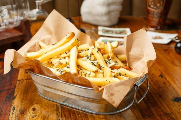 Rosemary & Garlic Fries