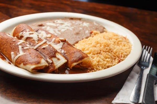 Baja Enchiladas