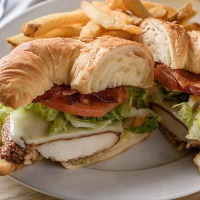 Chicken Dijon Sandwich