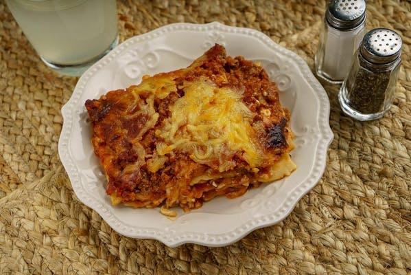 A la Carte Homemade Lasagna