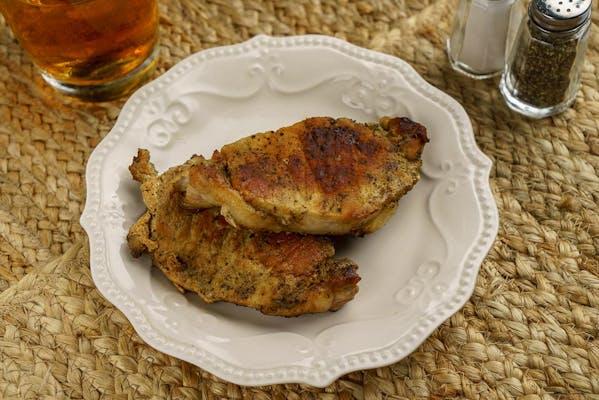 A la Carte Grilled Pork Chop
