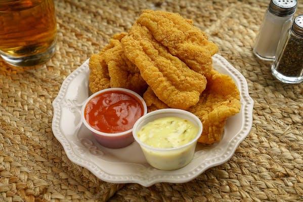 A la Carte Fried Catfish Fillets