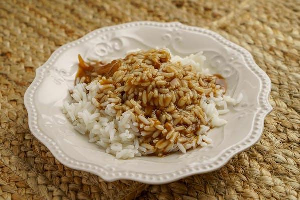 Side of Rice & Gravy