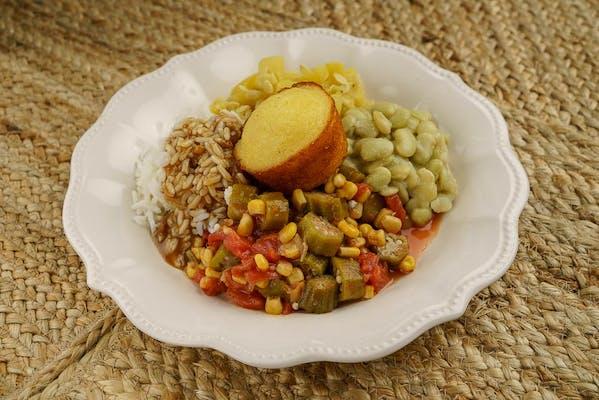 Thursday Vegetable Plate
