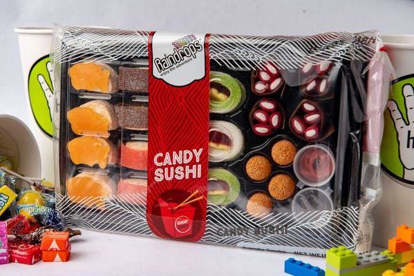 Gummy Sushi