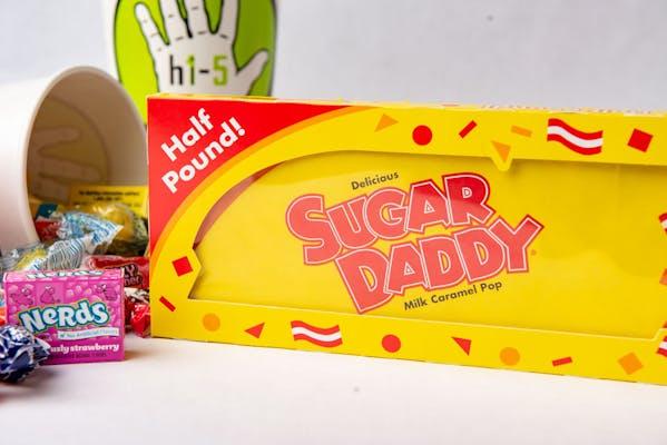 Sugar Daddy (½ lb.)