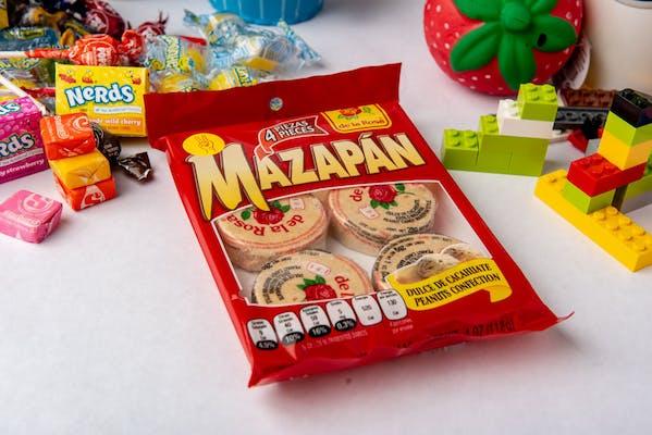 Mexican Mazapan de la Rosa Candy