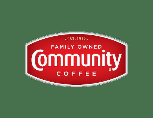 Community Coffee Dark Roast- 12oz Cup
