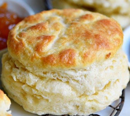 Hangover Buttermilk Biscuit