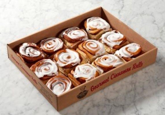 Cinnamon Roll Bliss-terful Dozen