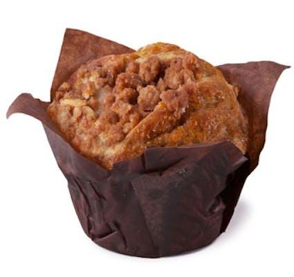 Cinnamon Cream Cheese Muffin