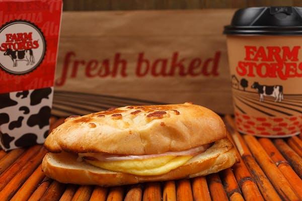 The Classic Breakfast Sandwich