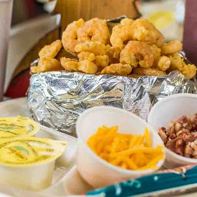 Shrimp Potato